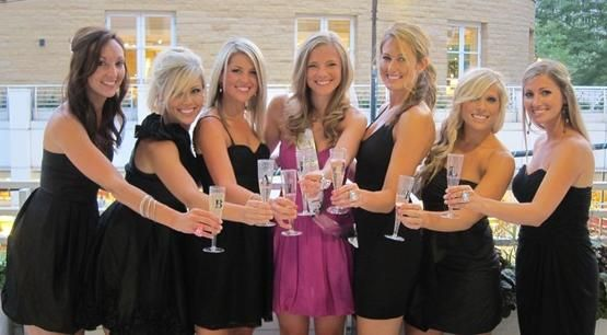 Boys Will Be Girls… Bachelorette Fun: Day Two | The bride, Brides ...
