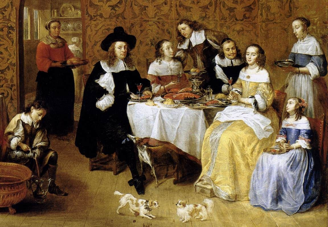 Image result for 17th century famous artist