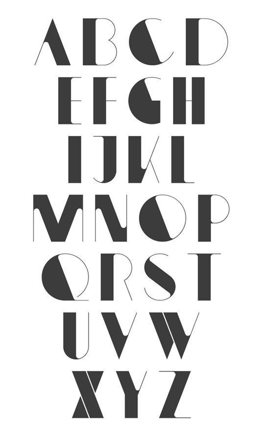 Font of the day: KAIJU | Typography | Creative Bloq