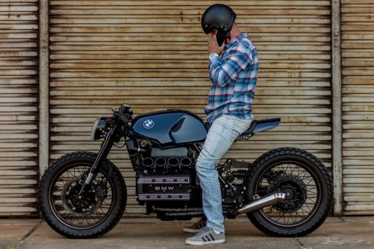 Bmw K100 Cafe Racer By Retrorides Cafe Racer Bikes Bike Bmw