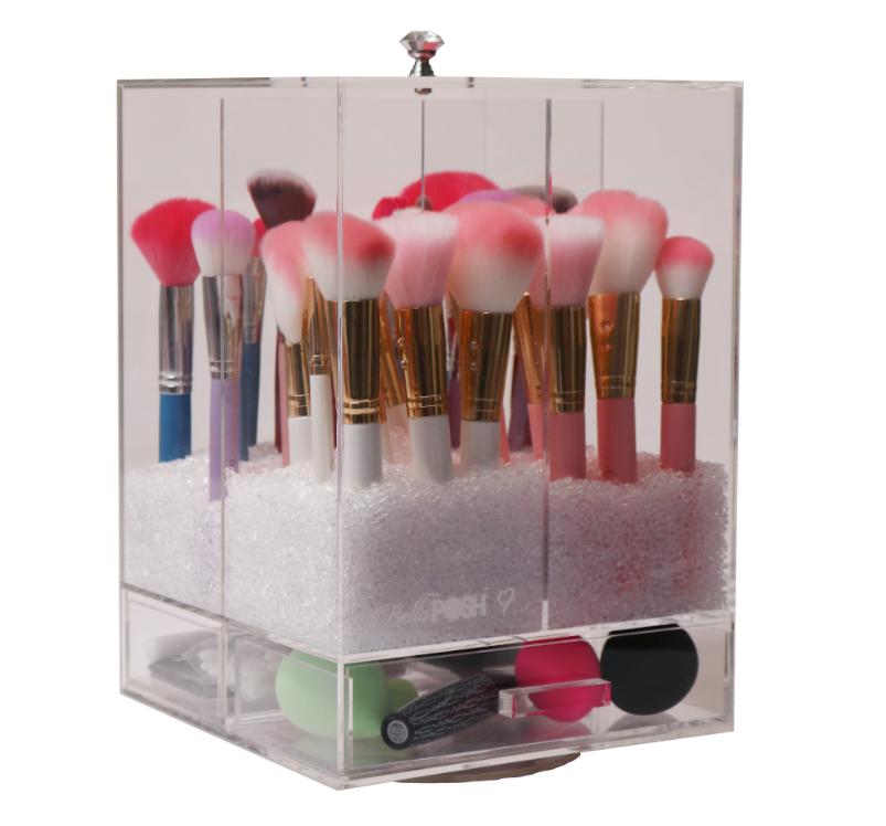 Makeup Brush Holder, Makeup Artist Gift, Makeup Vanity