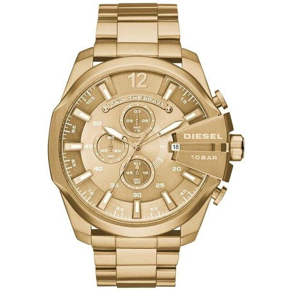 937e214bc98 Men s Diesel  Mega Chief  Chronograph Watch