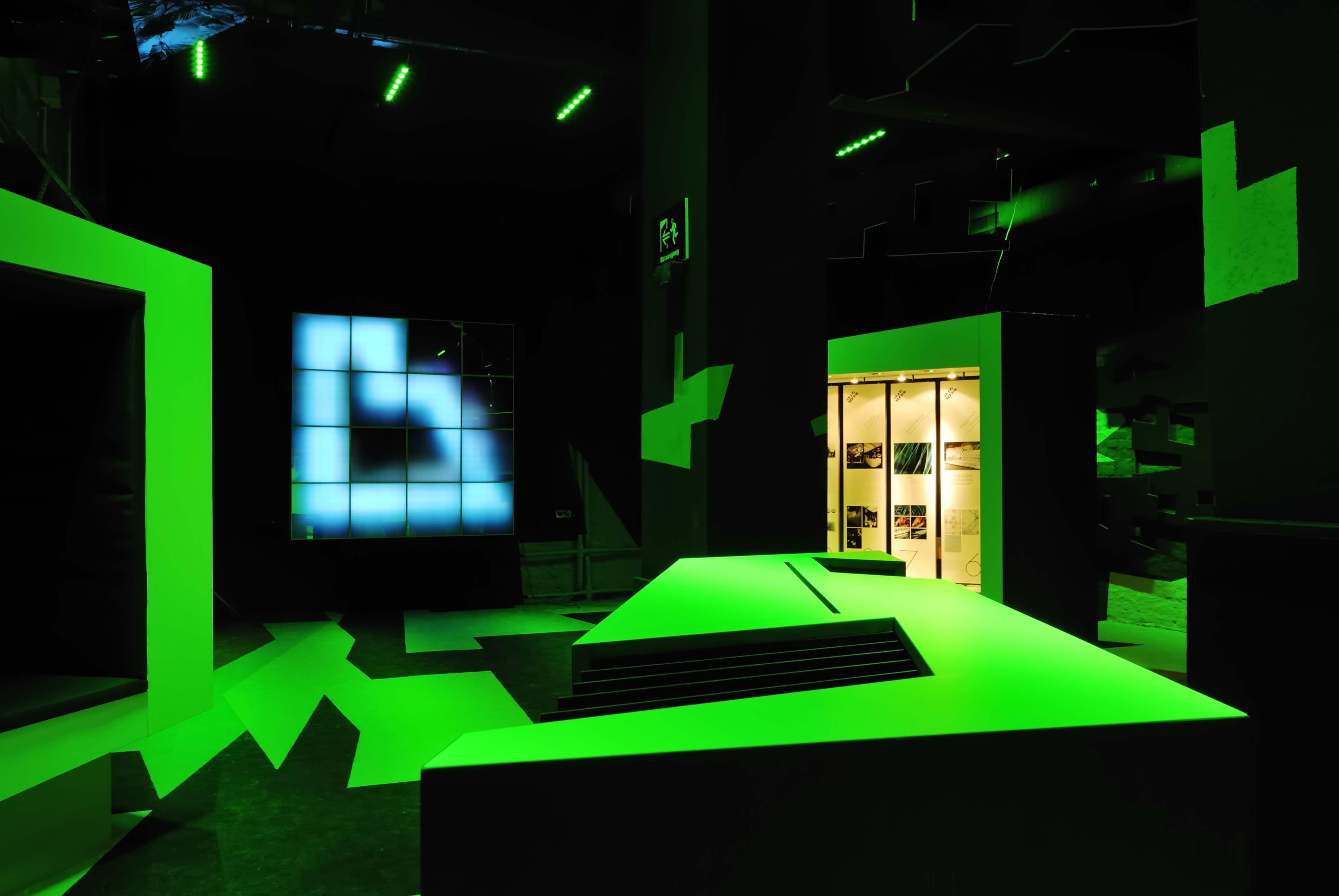 architektursommer 2009 - grafitektur cubik3 - seel bobsin partner, Innenarchitektur ideen