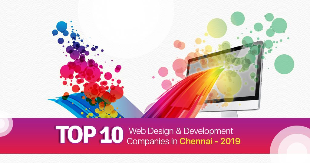 The list of Top 10 WebDesign & Development Companies in