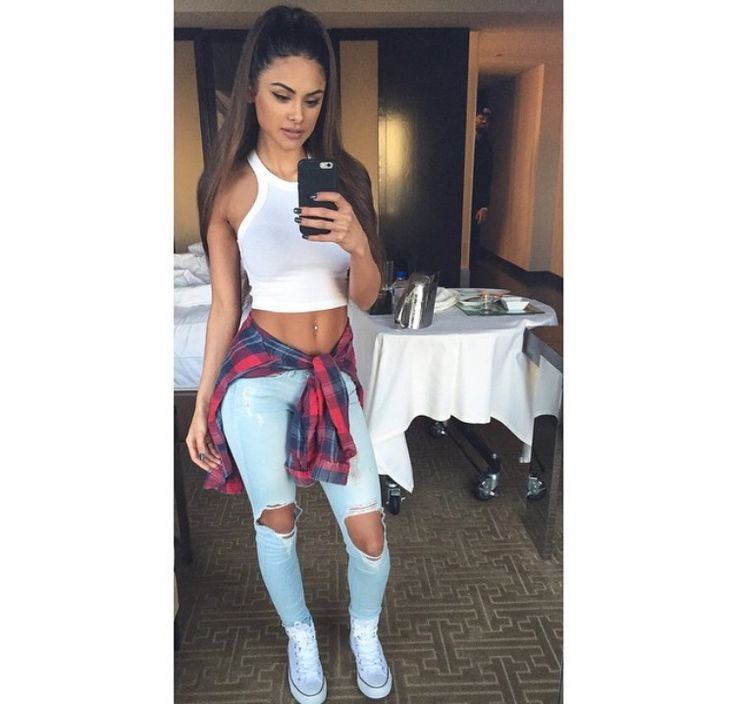 Baddie outfits for school - Google Search | Goals | Pinterest | Baddie Summer outfits 2017 and ...