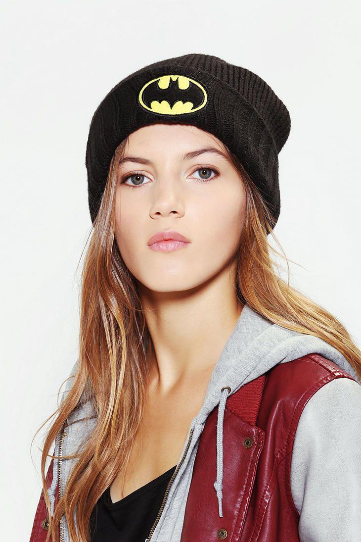Superhero Beanie - Urban Outfitters  97e3b75bb33
