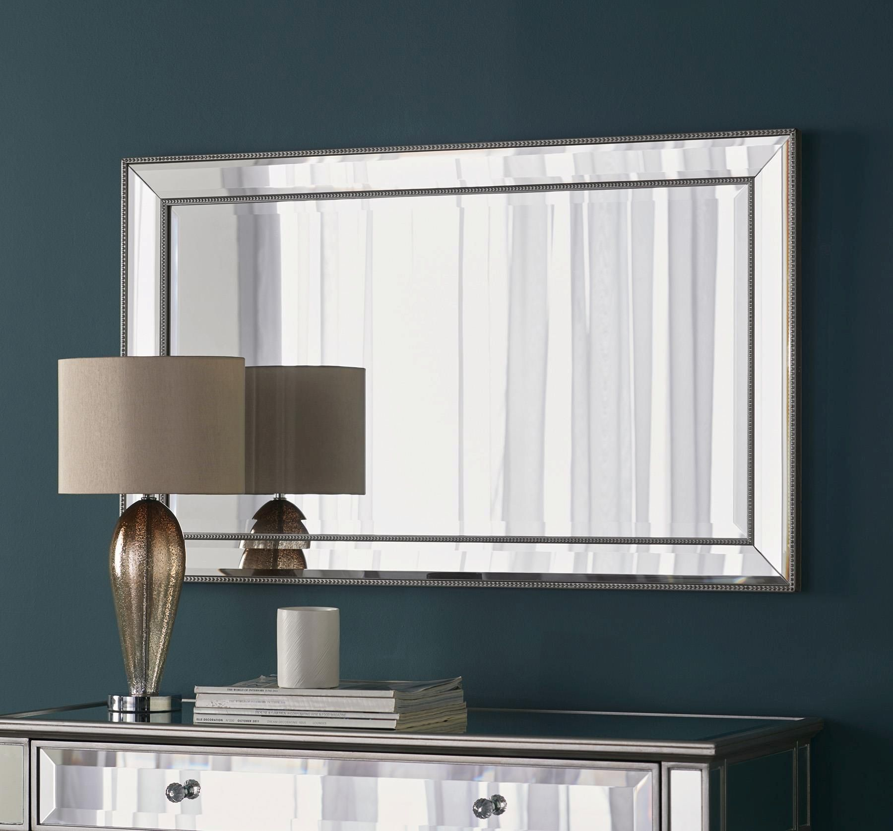Buy Annabelle Mirror from the Next UK online shop | hall | Pinterest ...