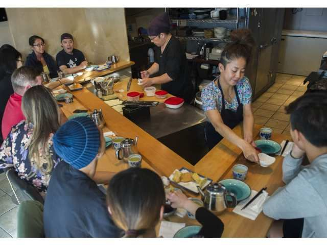 Restaurant review: Abide by rules to be rewarded by Vancouver sushi whisperer at Maumi