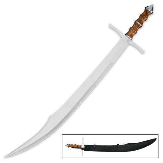 Scimitar Sword of Light