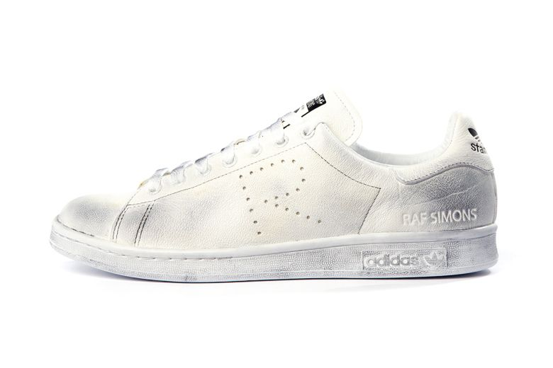 Adidas By Raf Simons 2015 Fall Winter Collection Raf Simons Adidas Adidas Originals Stan Smith Leather Sneakers