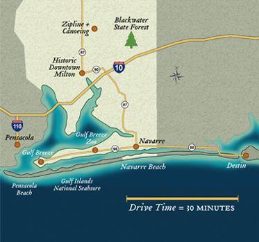 Navarre Beach Als Condos Rv Parks In Florida Floridabeachestorivers