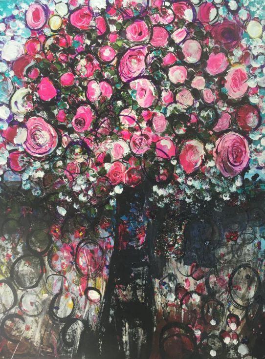 Buy Lone Tree Blossoms Blossom Tree Fine Art Beautiful