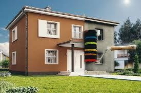 Bildergebnis Für Hausfassade Modern Streichen Hausfasade