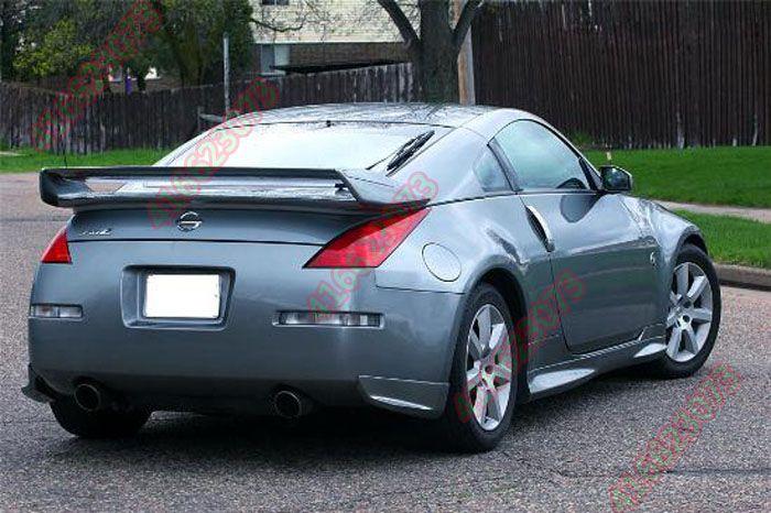 Fit For Nissan Fairlady 350z Z33 Carbon Fiber Rear Spoiler Rear Wing Car Car Accessories Carbon Fiber