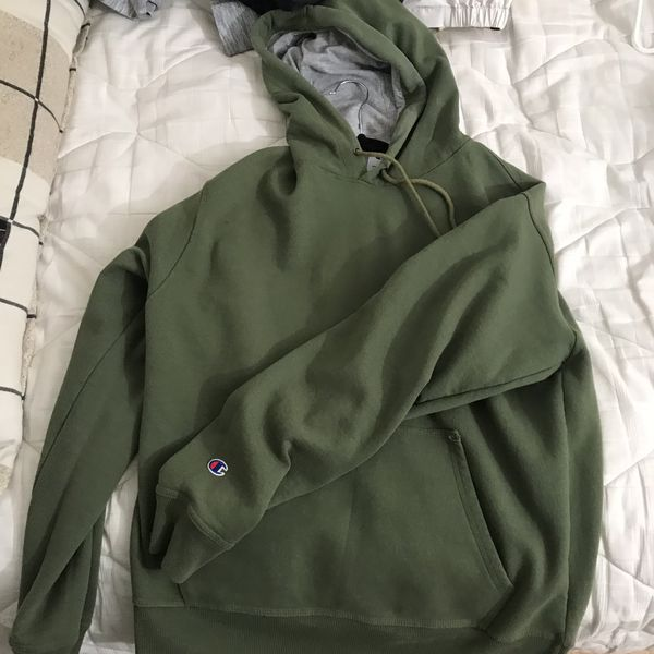 Olive Champion Hoodie for Sale in Hacienda Heights, CA - OfferUp