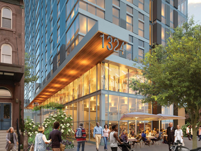 17-story tower planned for North Broad next to Blue Horizon