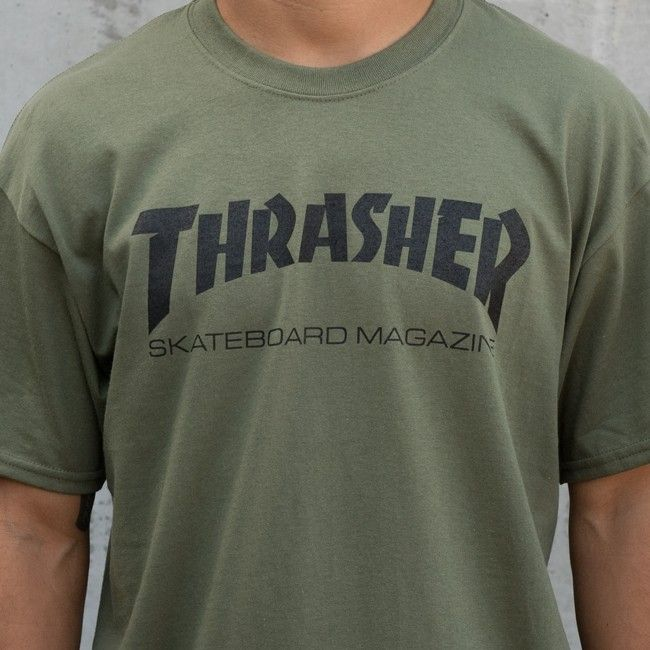 353d775296e Thrasher Magazine Shop - Thrasher Skate Mag T-Shirt