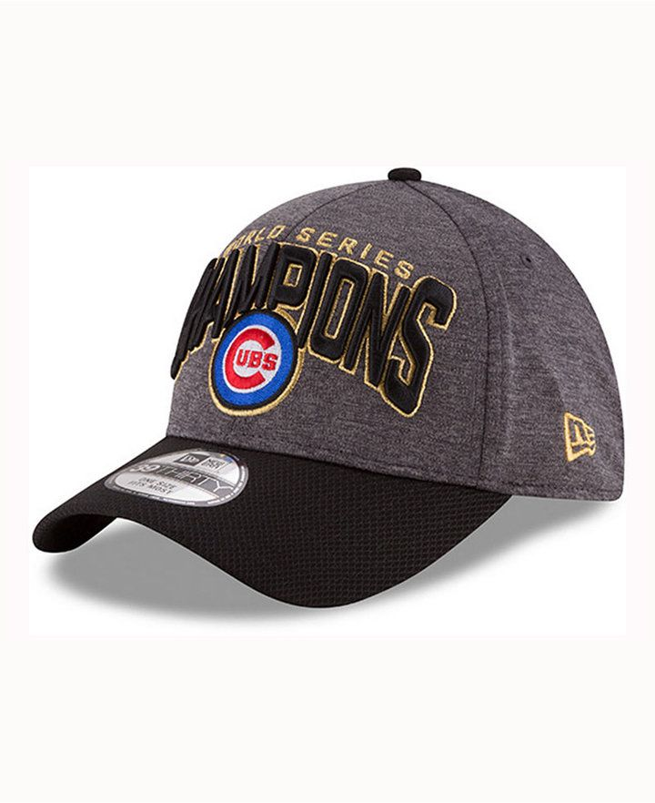 4275d97e2ea0e New Era Chicago Cubs World Series Locker Room 39THIRTY Cap