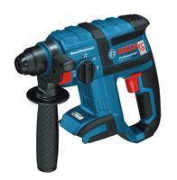 Bosch 18v Cordless 3 Mode Rotary Hammer Skin Only Gbh18vec Hammer Drill Cordless Drill Reviews Drill