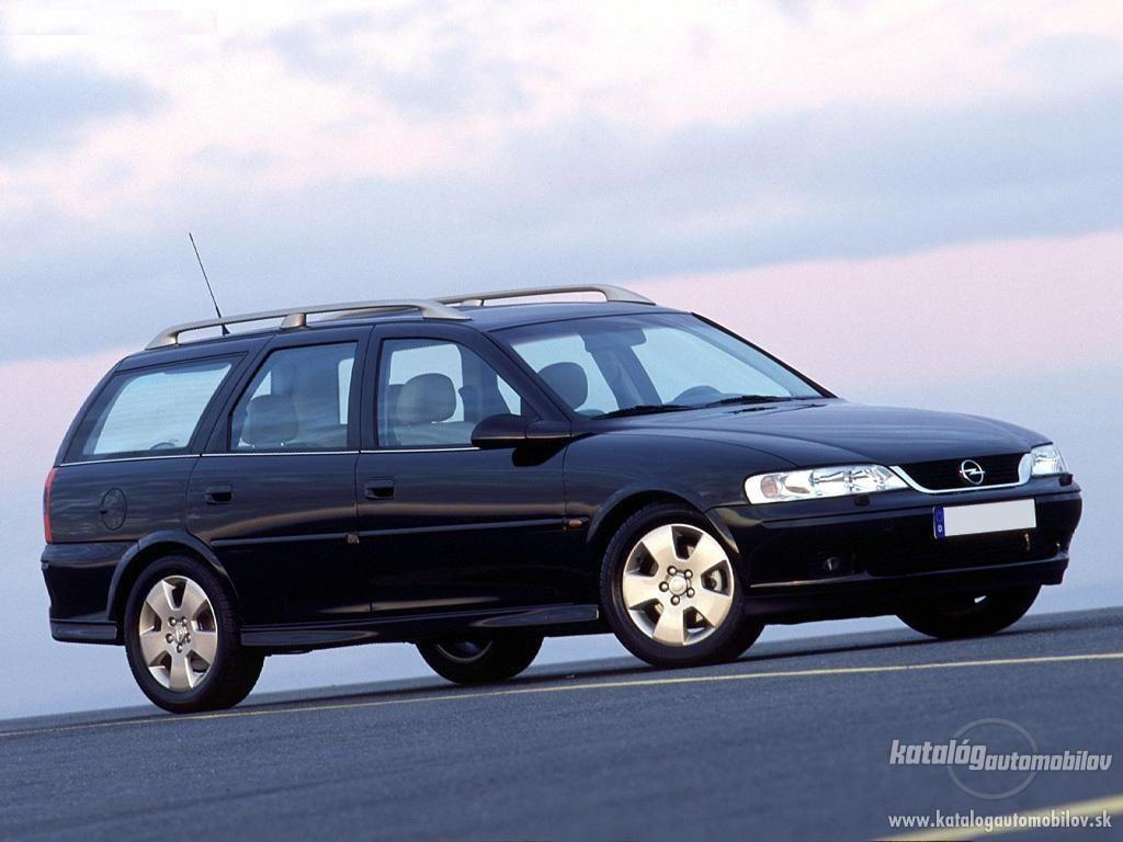 Opel Vectra B Caravan