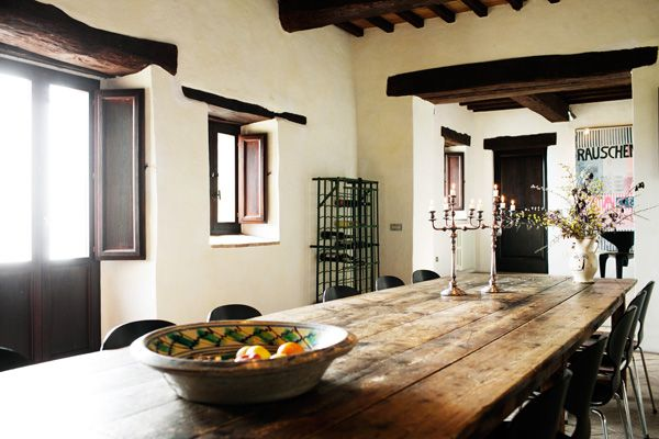 Casa Bramasole Is A Luxury Villa Located In Umbria Italy Will Accommodate Eight People Rustic Italian Authenticity Combined With The