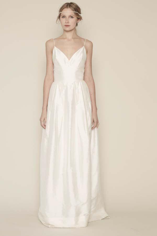 The Beautiful Wedding Dresses of Rue De Seine | Rue de seine ...