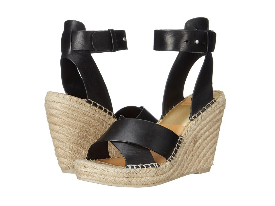 Dolce Vita Nova' Wedge Sandals $90, available here: rstyle.me/~85BOP