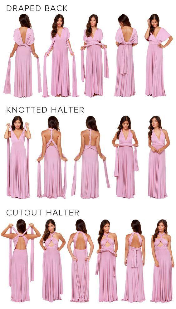 Tricks of the Trade: Wrap Dress Tutorial – Part II   Vestiditos
