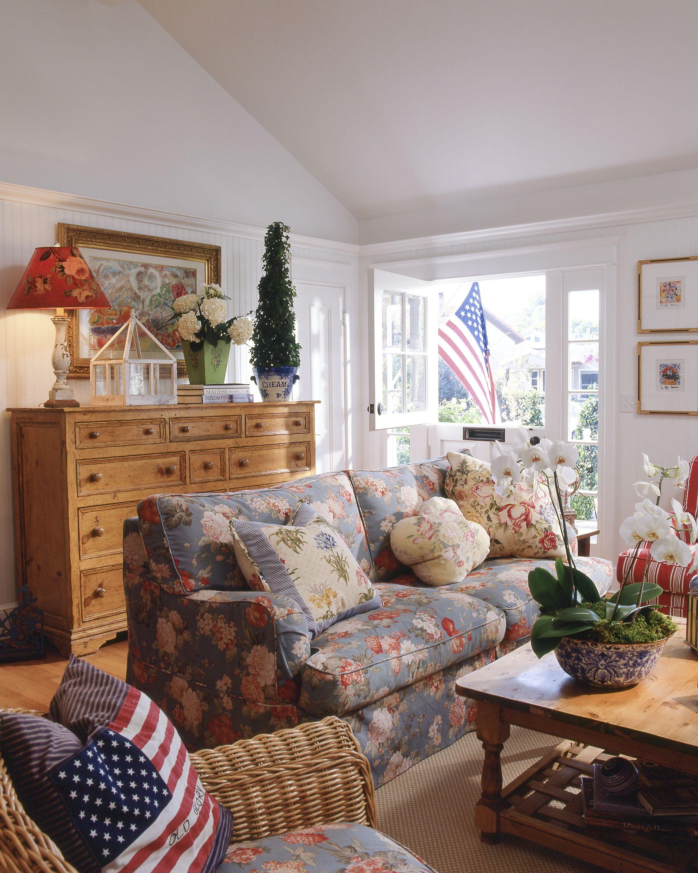 A Trip Down Memory Lane   Barclay Butera Interiors   Cottage ...