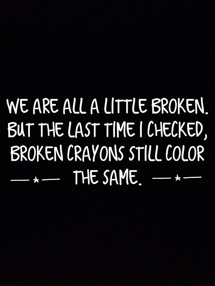 Motivation Inspiration Words Of Wisdom Quote Oft He Day A Little Broken *  Your Daily Brain Vitamin