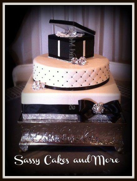 Fabulous Engagement Cake(s)