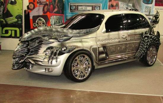 Cool Customized Cars Cool Cars Pics Alien Awesome Whips - Cool custom cars