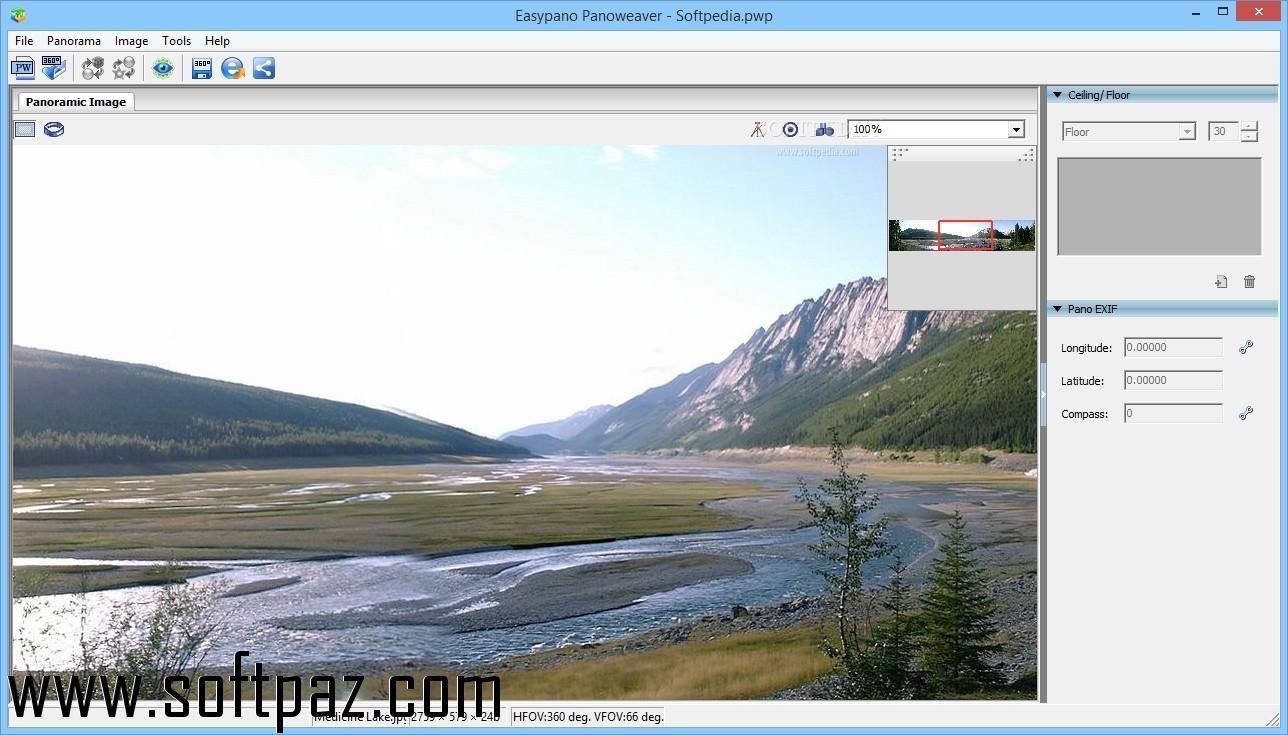 Hi fellow windows user! You can download Panoweaver