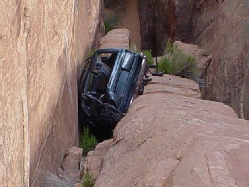 Moab 4x4 Wrecks Go Big Or Go Home Quot Extreme 4x4