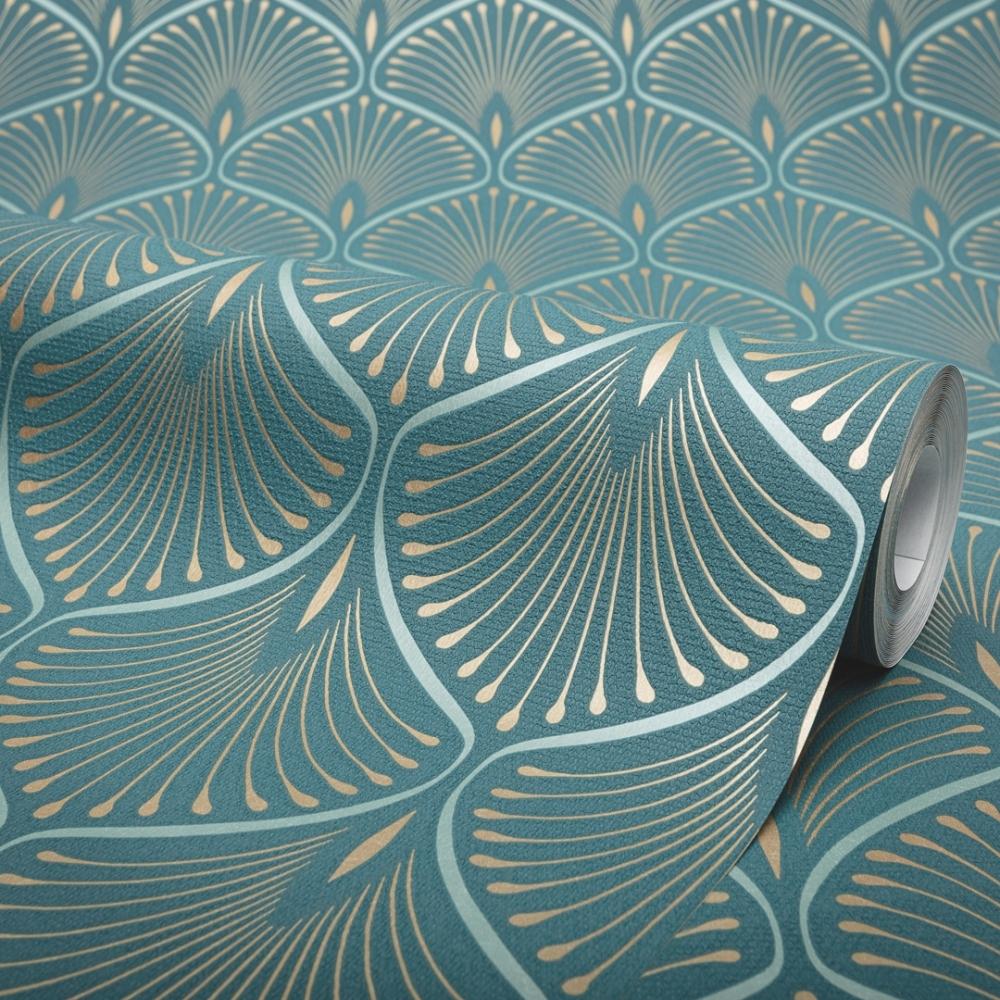 Cleo Geometric Wallpaper Teal Geometric Wallpaper Teal Geometric Wallpaper Teal Wallpaper Bedroom