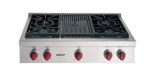 Beau Indoor Gas Grill Range