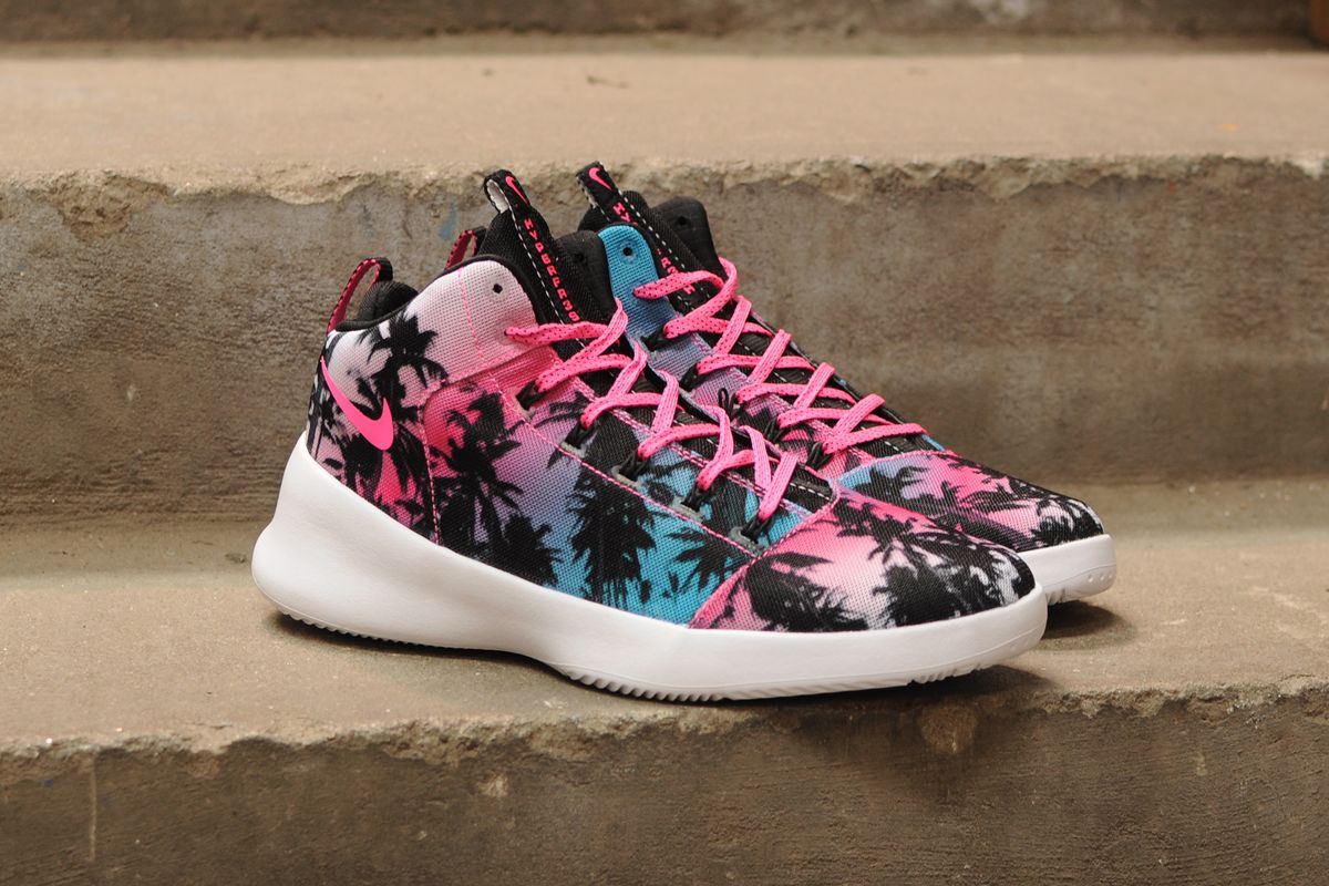 "online store 2dca0 7bf61 Nike Hyperfr3sh QS ""South Beach""  bought at Nike town back bay with Uncle  Tom for 7th grade school shoes. 7 15 15"