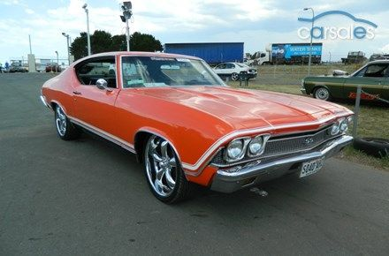 Pin Op Chevy Chevelle