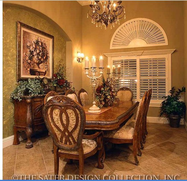 New Homes Decorated Models: Tuscan Decorating, Decor, Tuscan Style