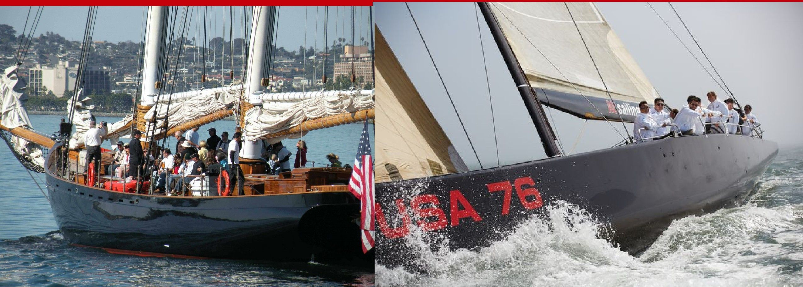 Find the most suitable sailboat_charter to enjoy your
