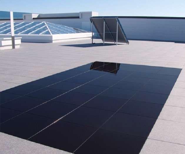 Come pavimentare un terrazzo - Pavimento fotovoltaico | Terrazzo