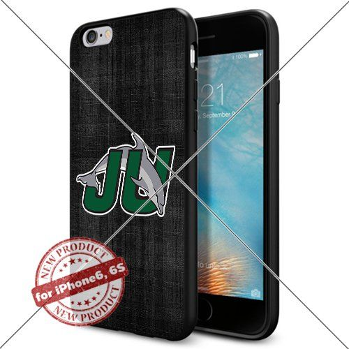 WADE CASE Jacksonville Dolphins Logo NCAA Cool Apple iPhone6 6S Case #1214 Black Smartphone Case Cover Collector TPU Rubber [Black] WADE CASE http://www.amazon.com/dp/B017J7IQ2U/ref=cm_sw_r_pi_dp_NQEwwb1QNSS93