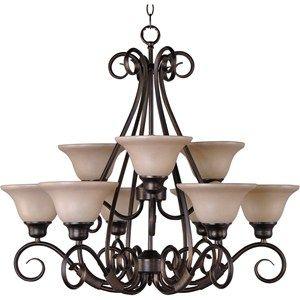 Maxim lighting pacific 9 light chandelier kentucky bronze dream maxim lighting pacific 9 light chandelier kentucky bronze mozeypictures Gallery