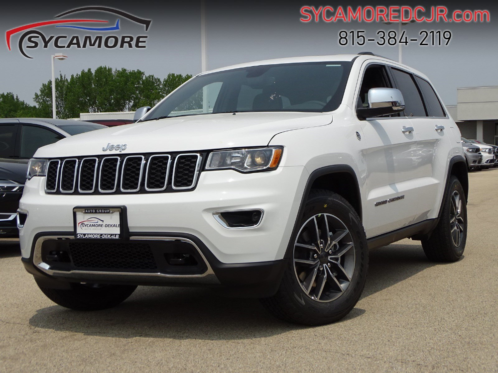 New Cars, SUVs in Stock Jeep grand cherokee limited
