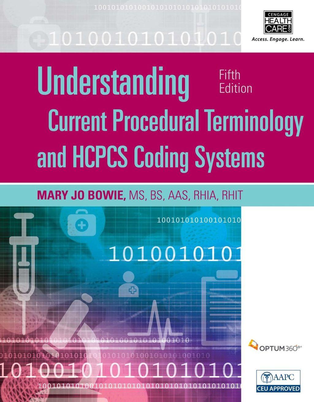 Understanding Current Procedural Terminology and HCPCS