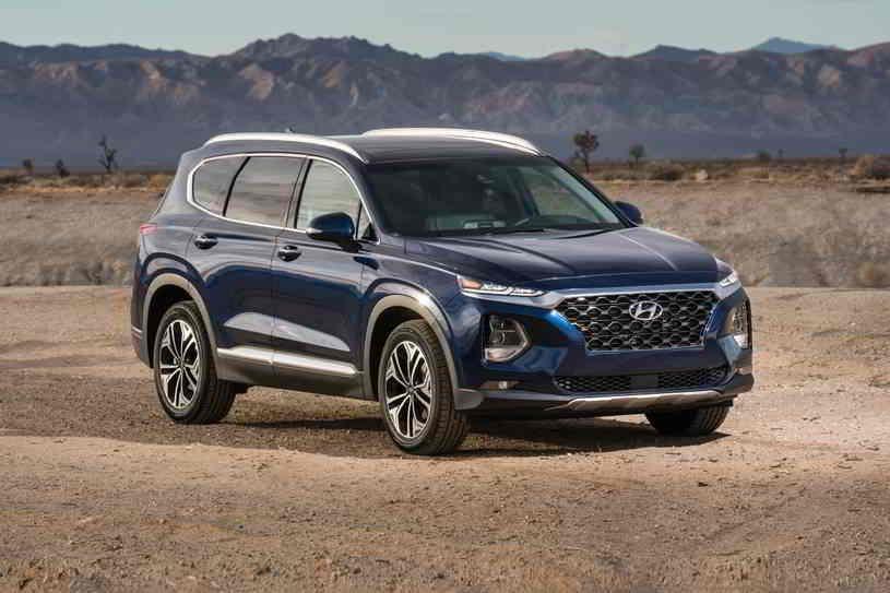 هيونداي سانتافى 2020 الجديدة ذو تصميم داخلي مريح والكثير من المميزات التقنية بالإضافةإلى الإقتصاد الجيد في إستهلاك الوقود والركوب ال In 2020 Car Buying New Hyundai Car
