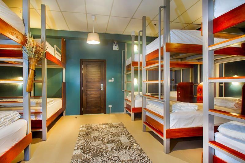 Dorm Room. Hom Hostel U0026 Cooking Club In Bangkok, Thailand   Find Cheap  Hostels Part 83