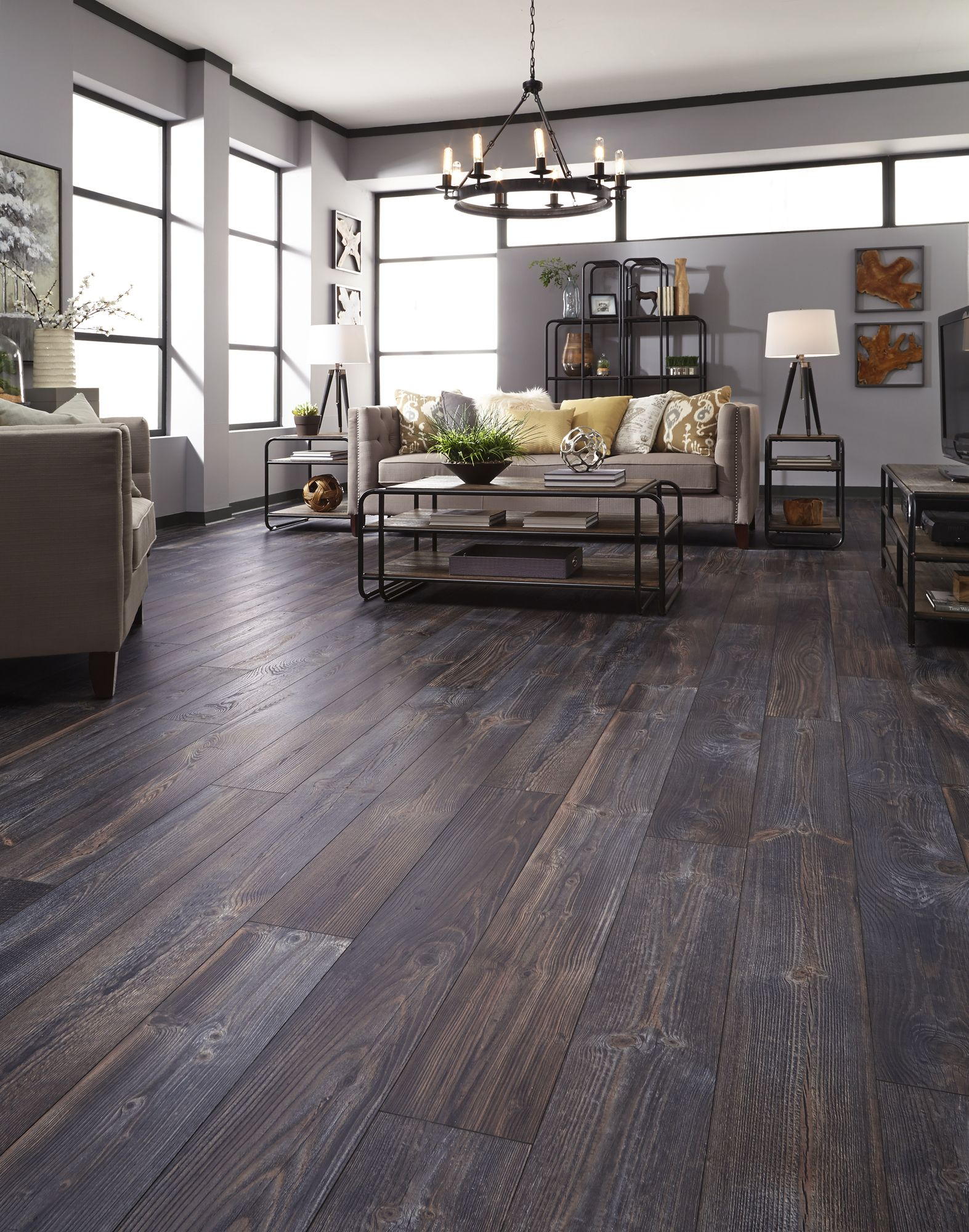 Fill Your Home With The Harmonious Style Of Boardwalk Oak