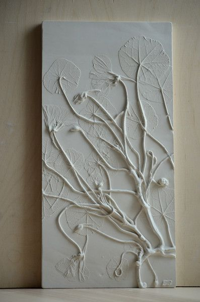 wanddeko kapuzinerkresse geschenk wanddeco reliefbild ein desig geschenk reliefbilder. Black Bedroom Furniture Sets. Home Design Ideas