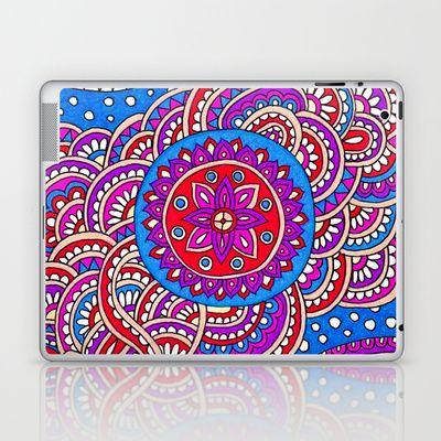 Dreamland Laptop & iPad Skin by PeriwinklePeacoat -- $25.00